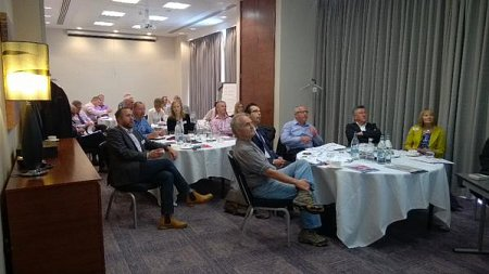 Laker take part in Ark; Active Asset Management Workshop