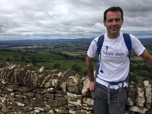 Laker MD puts his best foot forward in charity climb up Mount Kilimanjaro!