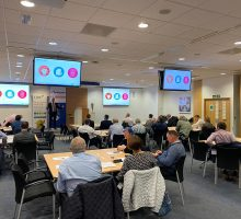 Laker take part in CHIC Seminar – The Future of Heating
